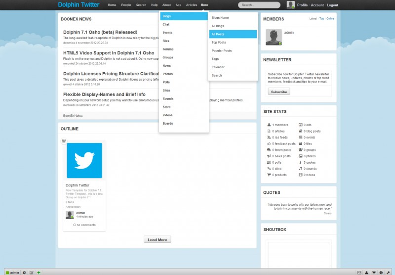 Twitter Template  Giovanni_m