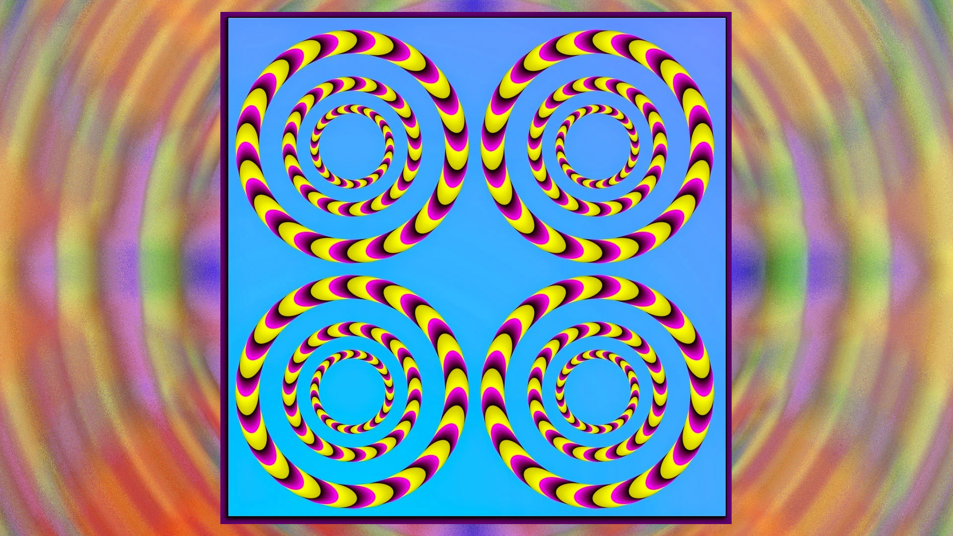 Illusion Wallpaper 3d Trippy Optical Illusions That Appear To Be Animated Use