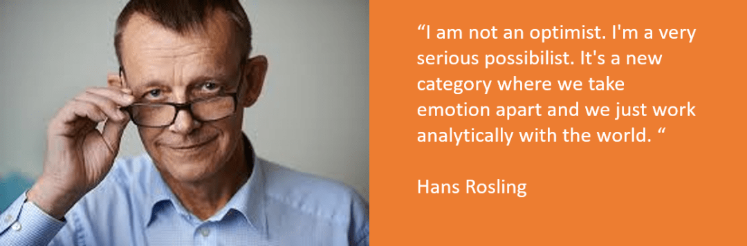 Hans Rosling: How not to be ignorant about the world