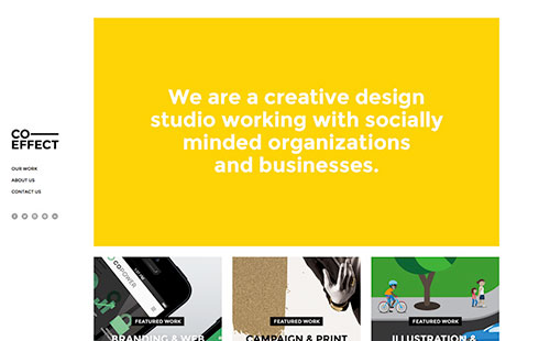 22 Fresh and Bold Examples of Website Designs