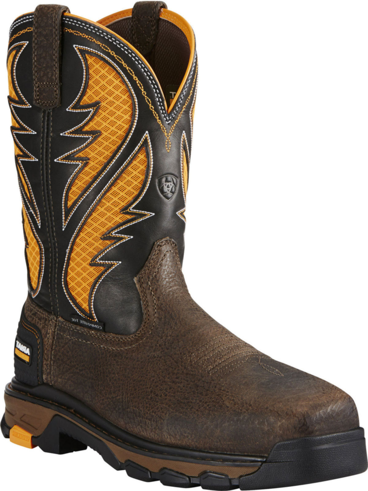 Bootamerica Ariat Mens Intrepid Venttek Composite Toe