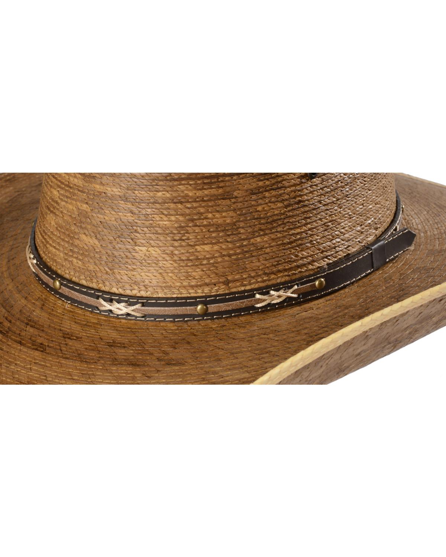 Jason Aldean Passing Through Palm Leaf Cowboy Hat Boot Barn