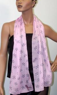 Beautiful scarves for her....