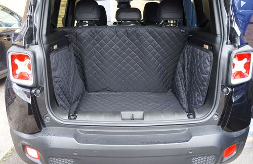 Jeep Renegade 2015 2019 Boot Liners