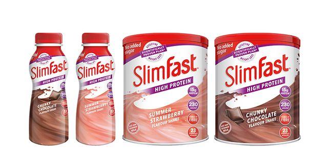 SlimFast - Boots