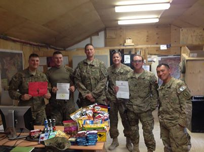 Military Care Packages Boots On The Ground Ny