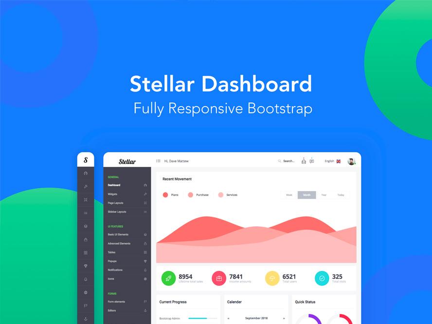 Bootstrap Admin Template Bootstrap Templates Dashboard