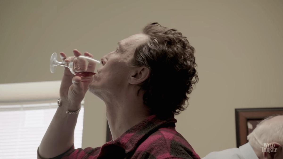 Matthew McConaughey gives Wild Turkey the Lincoln treatment