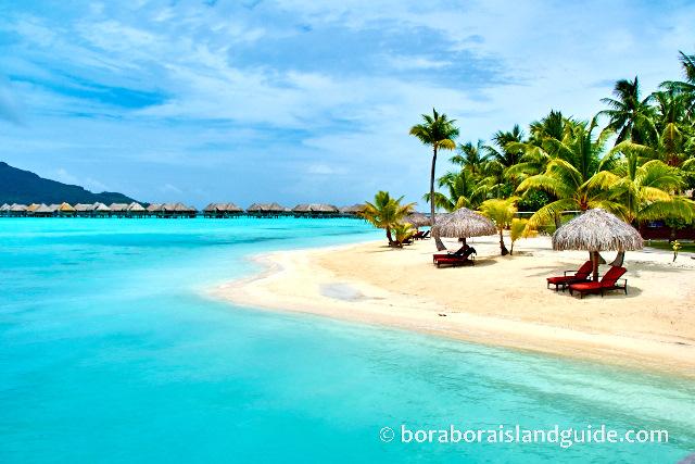 Travel Agency Wallpaper Hd Best Bora Bora Beaches