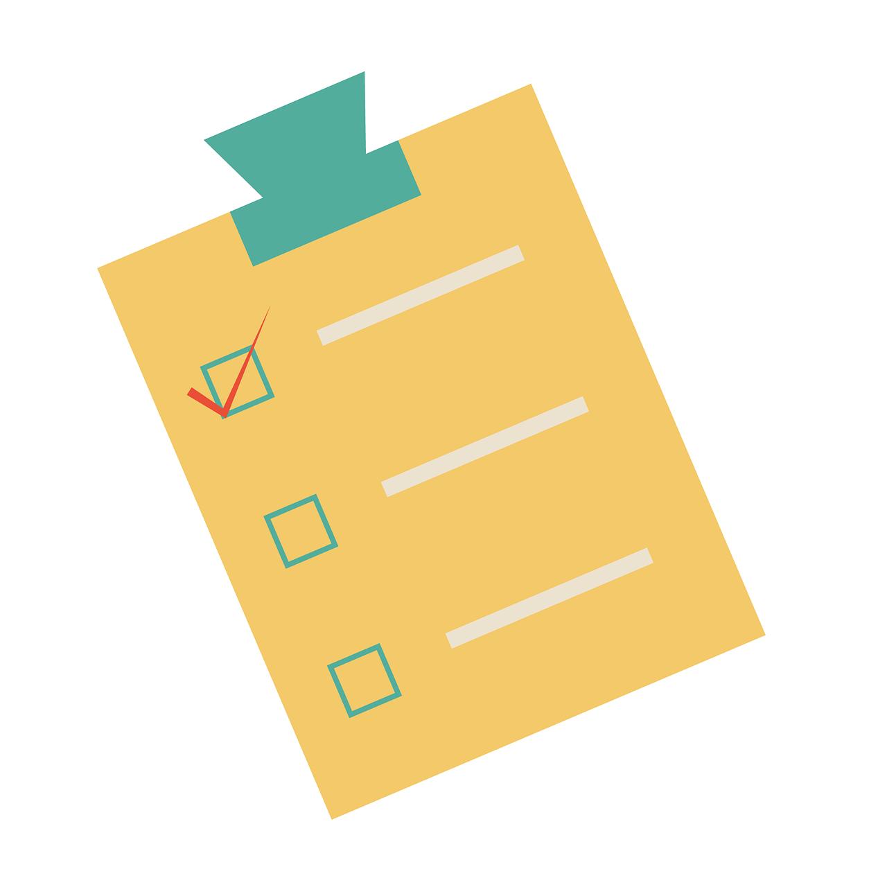 checklist-1614702_1280