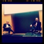 Carlo Rovelli e Matteo Motterlini