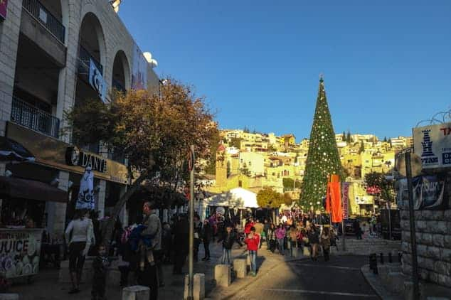 Nazareth Central Square, Israel