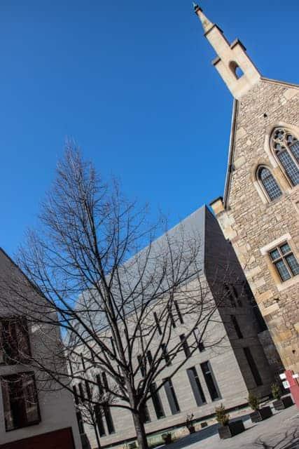 Churches, Erfurt, Germany