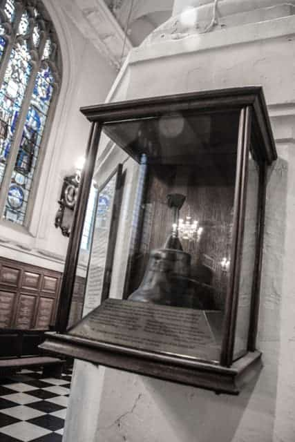 Saint Sepulcher Church, London