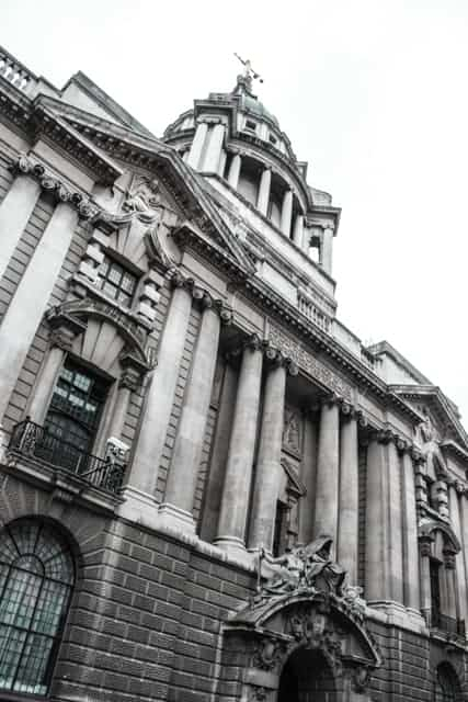 Old Bailey, London, Criminal London