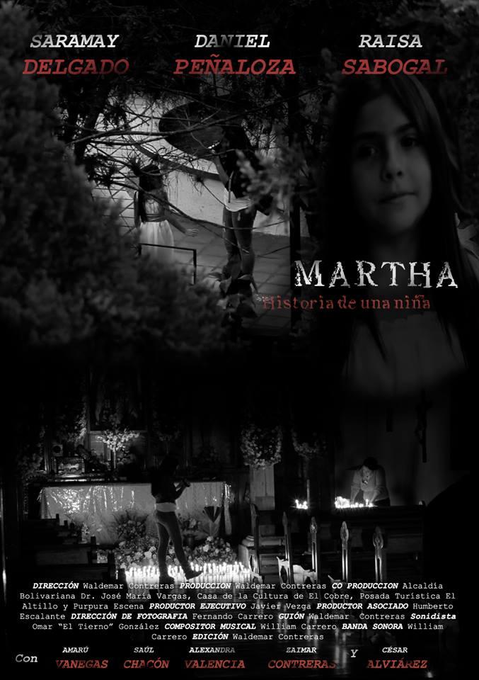 Martha. Historia de una niña (Reseña)