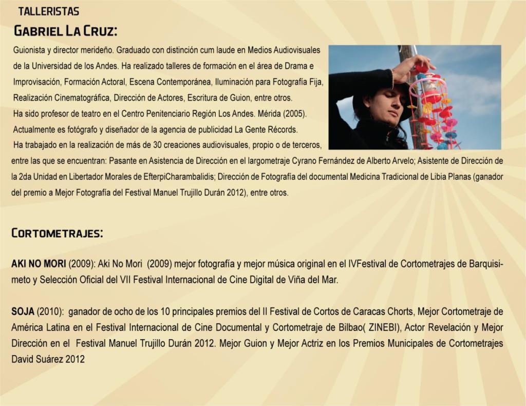 Invitados 2012