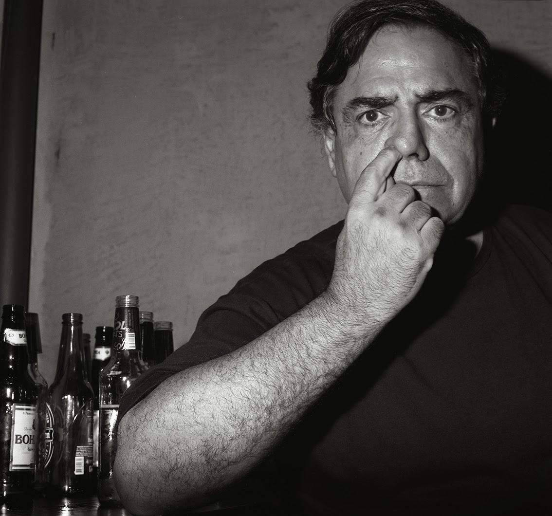 "Nelson Garrido: ""Mi obra es un gran error"""