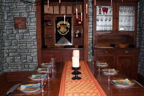 Medium Of Harry Potter Room Decor