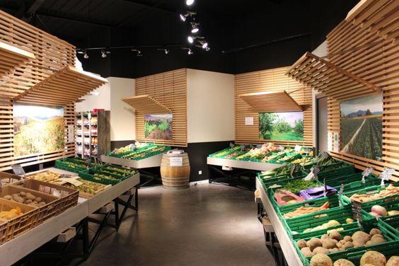 Mesmerizing Mini Supermarket Designs To Have You Shopping