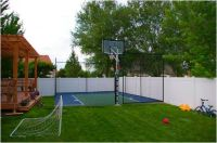Basketball Court For Backyard - talentneeds.com