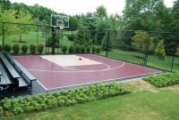 Backyard Sport Court - talentneeds.com