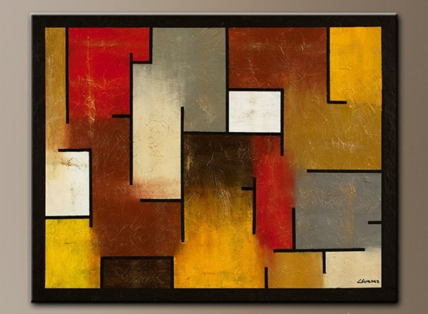what does abstract mean in art