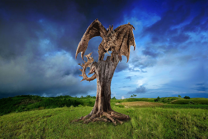 esculturas-criaturas-madera-deriva-james-doran-webb (16)
