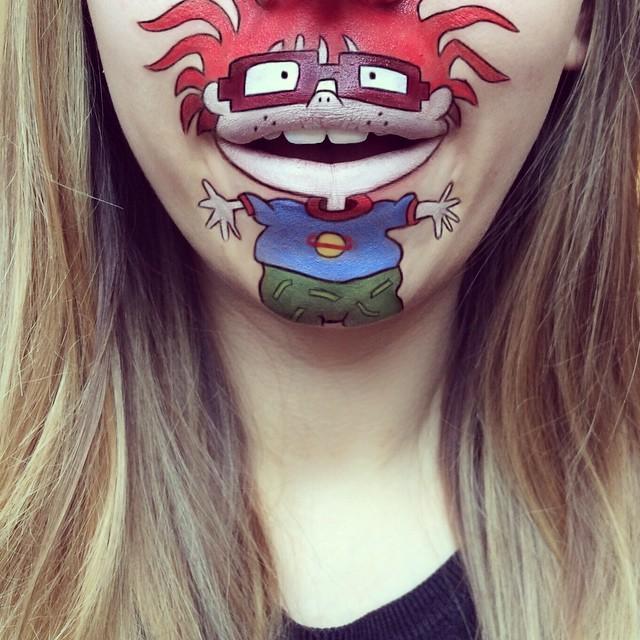 personajes-dibujos-labios-maquillaje-laura-jenkinson (3)