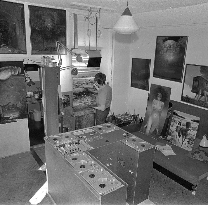 vida-obra-artista-polaco-Zdzislaw-Beksinski (13)