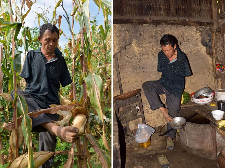 chen-xinyin-sin-brazos-madre-enferma-granja-china (8)