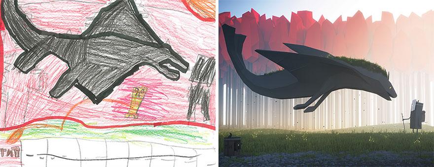 dibujos-infantiles-monstruos-artistas-monster-project (2)