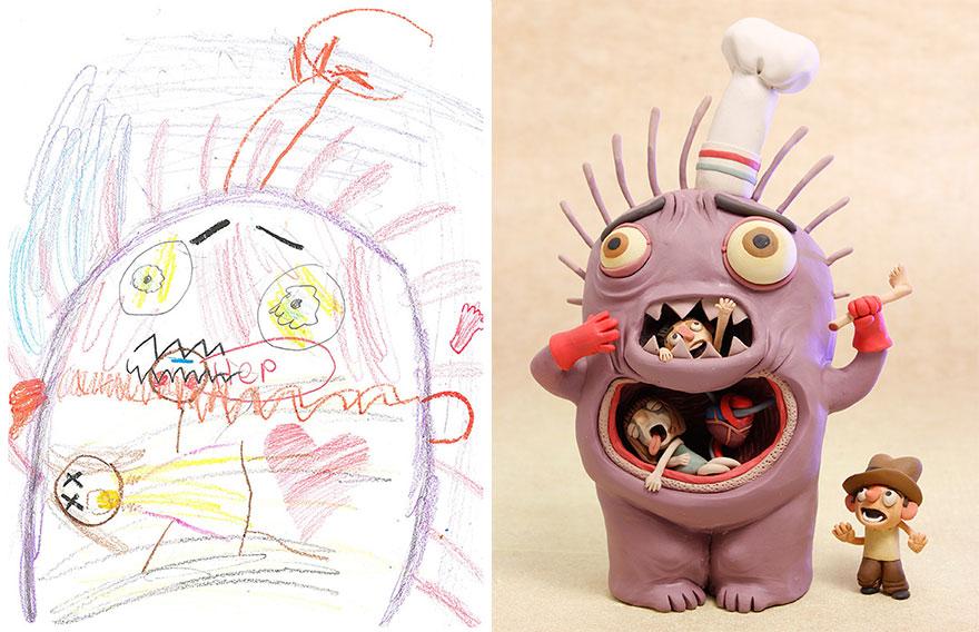dibujos-infantiles-monstruos-artistas-monster-project (3)