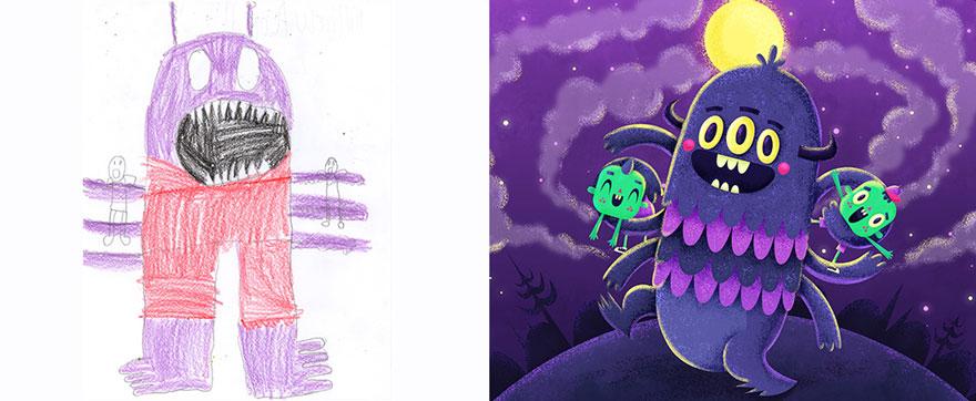 dibujos-infantiles-monstruos-artistas-monster-project (4)