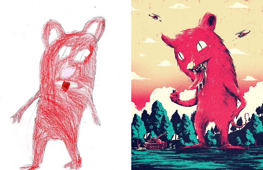 dibujos-infantiles-monstruos-artistas-monster-project (6)