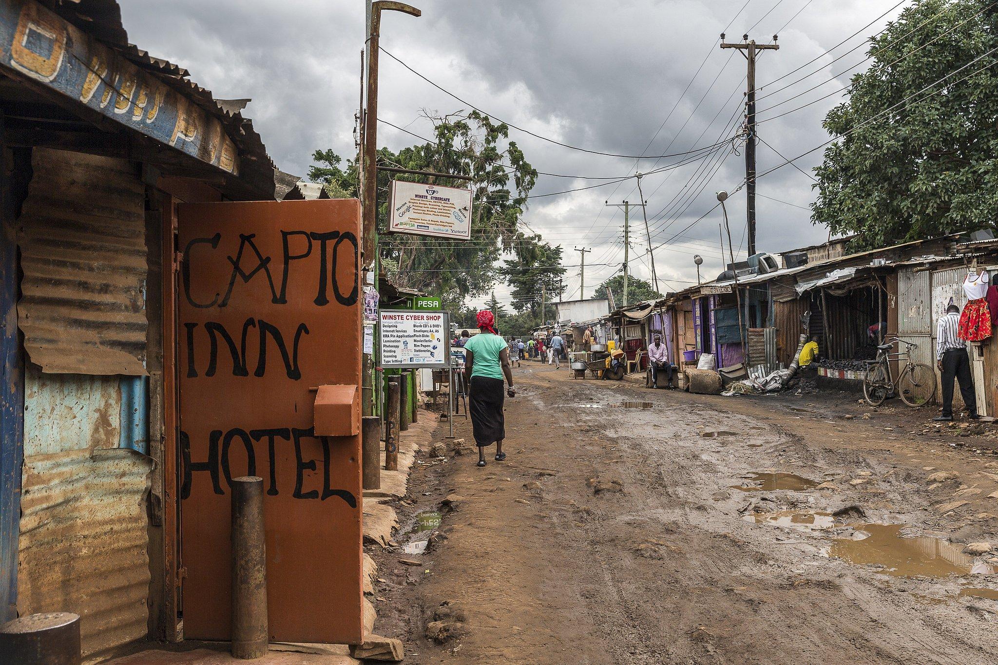 Fall Town Wallpaper Sub Saharan Africa Will Hold 90 Percent Of Children Living