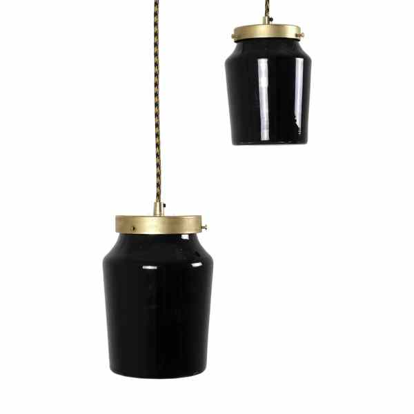 Colgante Black Jar