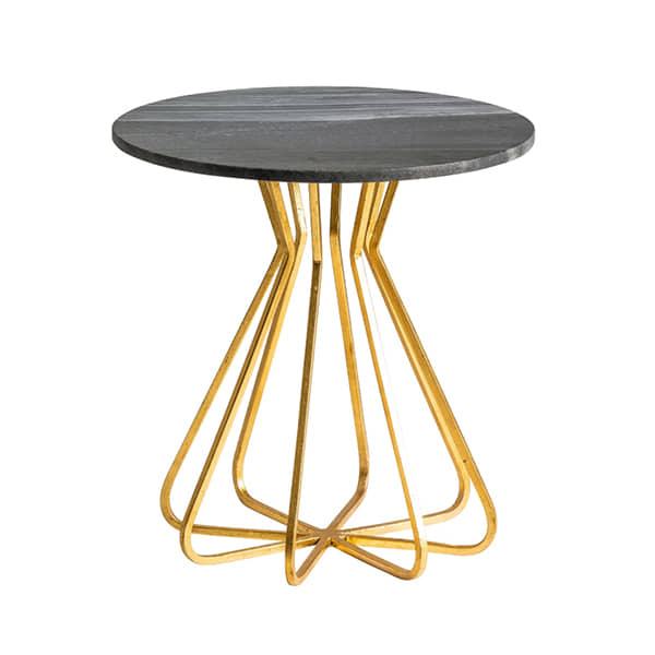 mesa-auxiliar-metal-mármol-dorada