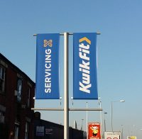 Lamp Post Banners | Specialists In Designing And Printing ...