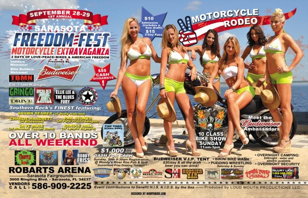 Sarasota Freedom Fest 09-13