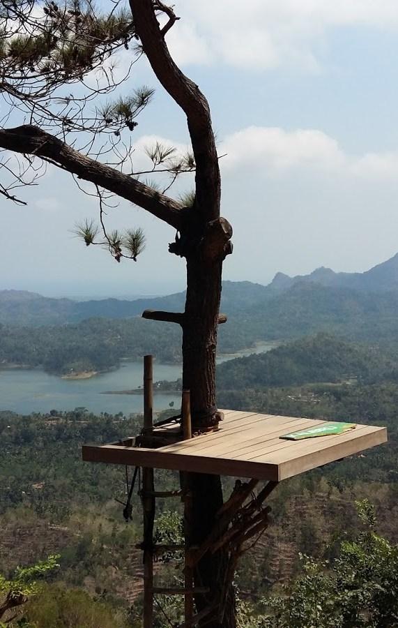 Kalibiru view