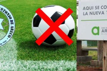Sin futbol