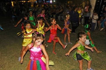 Carnavales 2016 - Foto Municipalidad de San Antonio de Areco