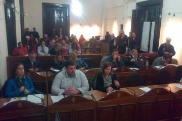 Audiencia pública HCD