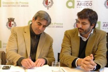 Francisco Durañona y Maximiliano Voss