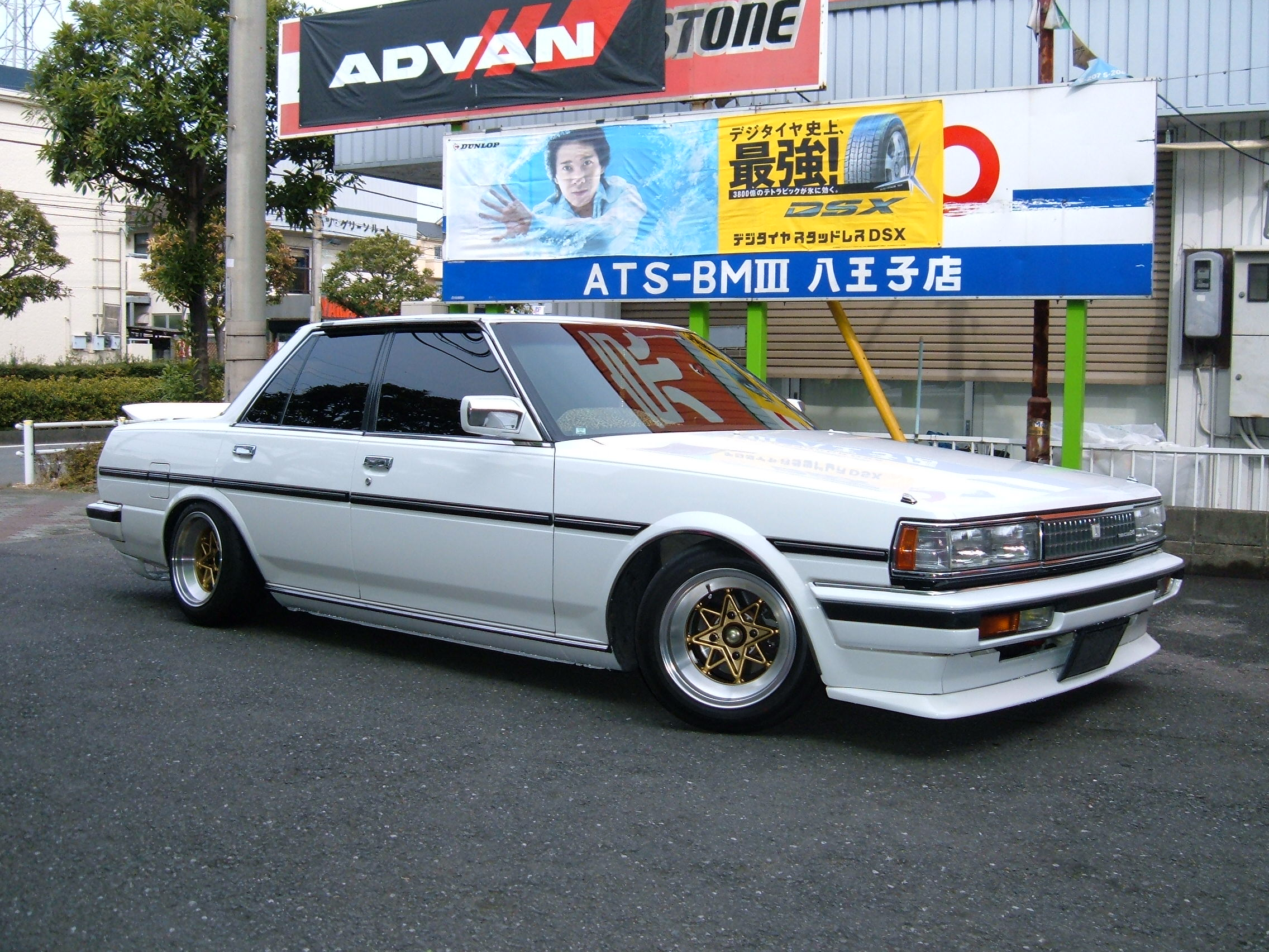 Mighty Car Mods Wallpaper Toyota Cresta Archives Page 4 Of 5 Bosozoku Style