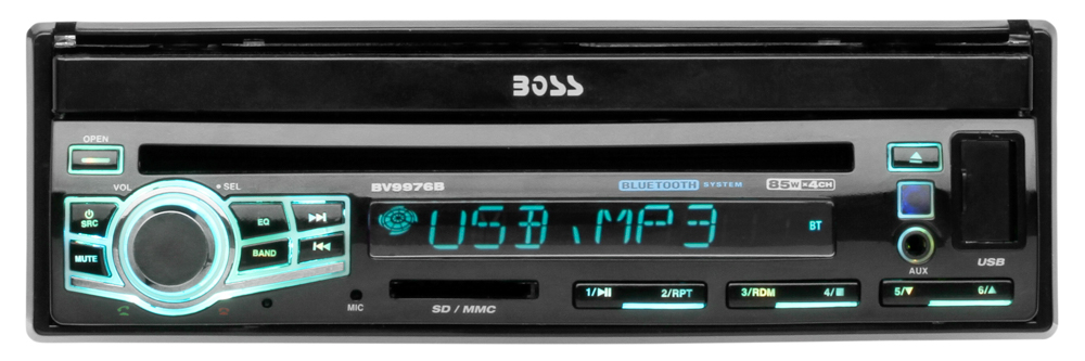 BV9973 - Boss Audio Systems