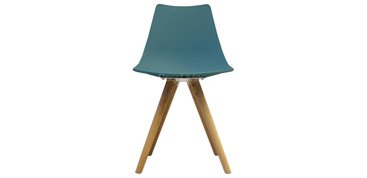 Charles Ray Eames Inspired N Dsw Side Chair Natural Legs