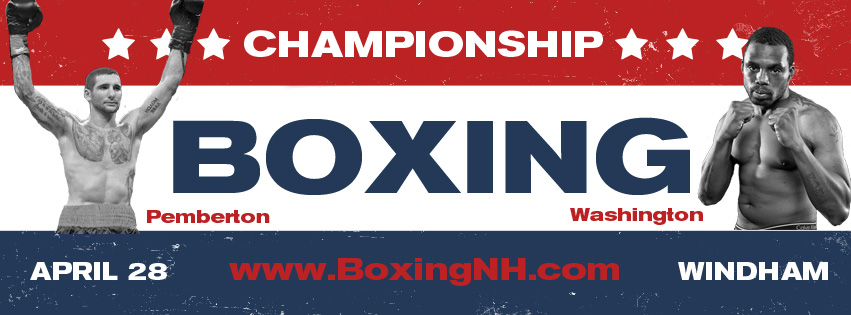 Boxing Windham NH Skowhegan ME Maine April 28 event tickets