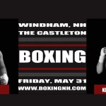 Boxing Windham NH May 31 Castleton Rim Hampton April 12 event tickets